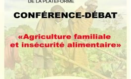 La POHDH: un engagement dans la sensibilisation  autour de l'agriculture familiale et la sécurité alimentaire