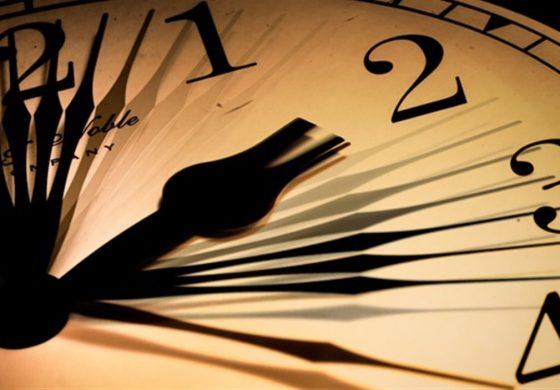 L'heure reculera de soixante (60) minutes bientôt...