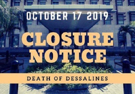 L'Ambassade américaine ferme ses portes ce 17 octobre 2019