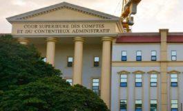Un incident s'est produit à la CSC/CA le jour des élections d'un nouveau conseil