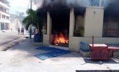 Vives tensions à Saint-Marc, les deux succursales de la  BNC sont en feu