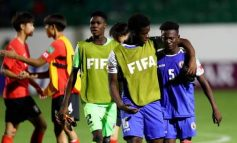 [Coupe du Monde U17] Haïti s'incline pour son premier match