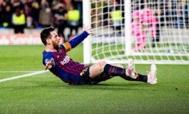 Lionel Messi bat le record de buts de Cristiano Ronaldo marqués en clubs