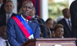 «La constitution définit la façon de remettre le pouvoir» rappelle le Président de la République