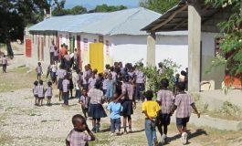 Haïti: Retour sur le chemin de l'école