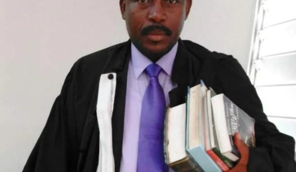 Me Jacques Lafontant nommé à la tête du parquet de Port-au-Prince