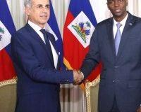 Cristian Rodrigo Donoso Maluf, nouvel ambassadeur du Chili en Haïti