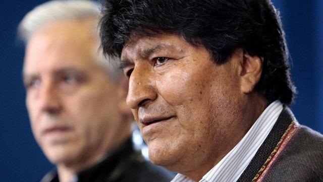 Evo Morales, président de la Bolivie, annonce sa démission