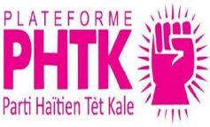 Quand le PHTK est noté comme acteur de conception de «l'entente politique de transition» de l'opposition