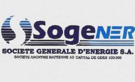 SOGENER contrainte de restituer 123 millions de dollars à l'État haïtien