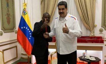 Vote d'Haïti à l'OEA : L'ancien Sénateur Jean-Charles Moïse présente des excuses à Nicolás Maduro et au peuple Vénézuélien