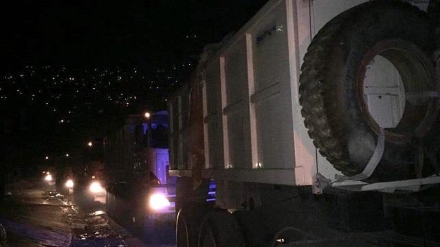 Déblocage des rues, des militaires à l'oeuvre…