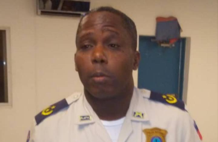 Saint-Marc : Installation d'un nouveau commissaire de police