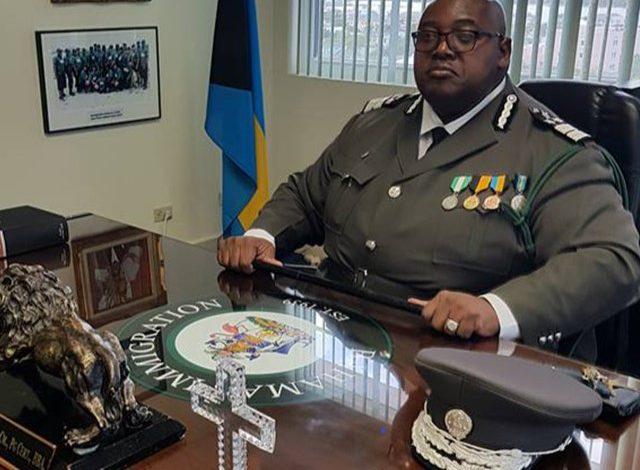 La chasse des haïtiens illégaux au Bahamas…