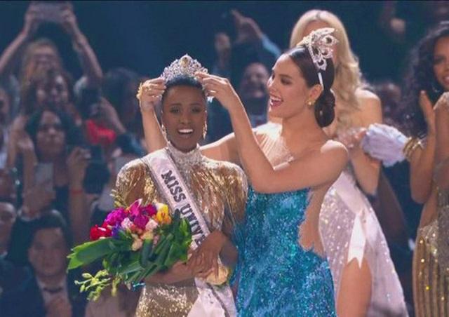 Six choses apprises de la Miss Univers 2019, Zozibini Tunzi