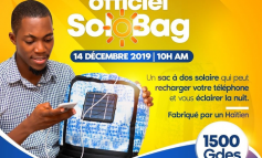 "Entreprenariat:Lancement officiel de ""Solobag"" une initiative de Mike Bellot"