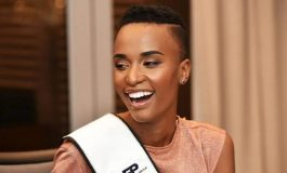 Zozibini Tunzi Afrique du Sud: sur le trône de Miss Univers