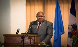 Le président de la Cour de Cassation, René Sylvestre, se démarque de l'initiative des leaders de l'opposition