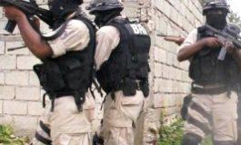 8 présumés bandits arrêtés par des agents de la PNH
