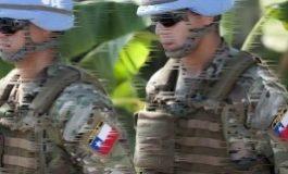 Le sénateur Alfonso de Urresti demande des comptes sur le viol des casques bleus chiliens en Haïti