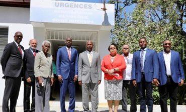L'Hôpital de la Communauté Haïtienne reçoit une subvention de 40 millions de gourdes de l'Etat haïtien