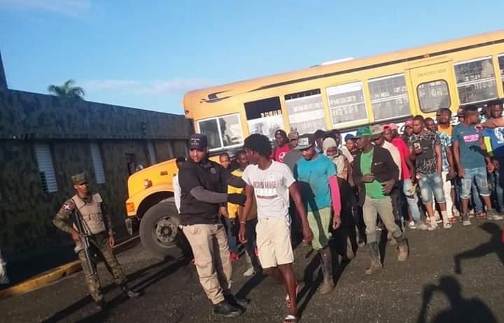 La République Dominicaine chasse plus de 1000 ressortissants haïtiens cette semaine