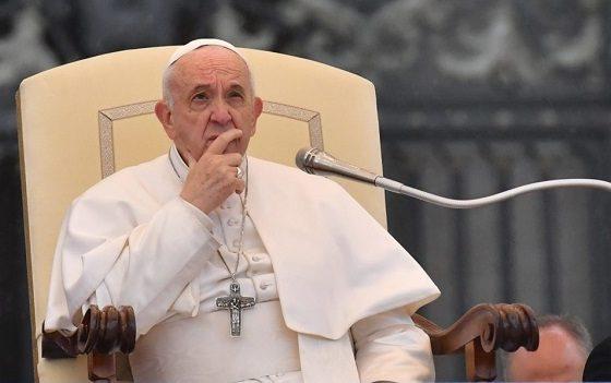 Le pape François, contre l'idéologie du genre