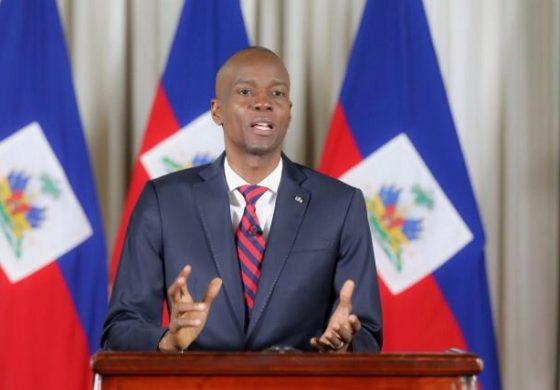 Haïti-coronavirus : le président Jovenel Moïse lance un appel à la solidarité