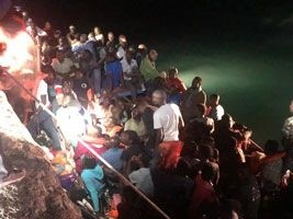 Interception de 243 haïtiens clandestins dans les eaux des îles Turks and Caicos