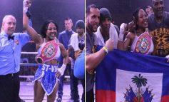 Boxe : Mélissa St-Vil remporte championnat de la WBO à Indianapolis