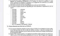 Coronavirus : le gouvernement haïtien dispose d'une enveloppe de 50 millions de dollars américains