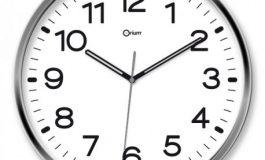 L'heure nationale sera avancée d'une heure