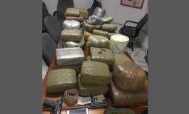 Saisie de drogues et d'armes à feu suivie d'arrestations à Tabarre