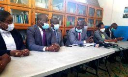 Une délégation de la Justice en visite à la prison des mineurs