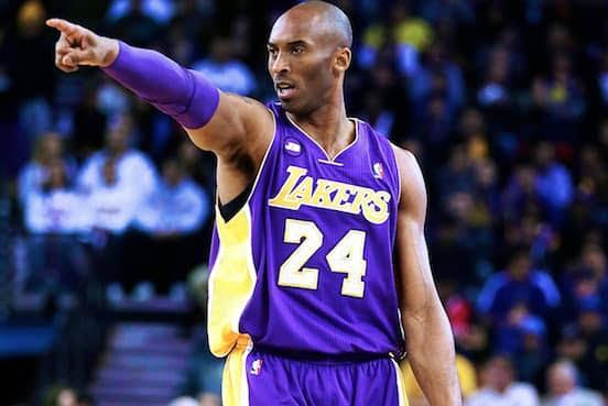 NBA-Coronavirus : Report de l'intronisation de Kobe Bryant au Panthéon Hall of fame