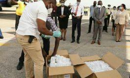 Un premier lot de matériels médicaux arrive en Haïti