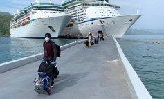 La Royal Caribbean Cruises rapatrie 101 membres d'équipage haïtiens à Labadee