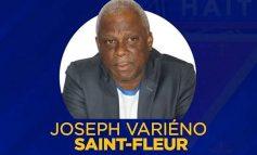 Joseph Varieno Saint-Fleur prend les rênes de la Fédération Haïtienne de Football