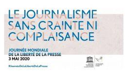 Journée mondiale de la liberté de la presse : l'OPC renouvelle sa solidarité envers les professionnels de la presse