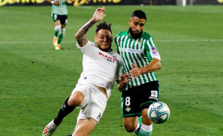 Liga : Le FC Séville domine le Betis Séville et conserve sa 3è place