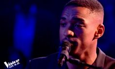 Abimaël Bernadotte, un franco-haïtien en final The Voice France 2020