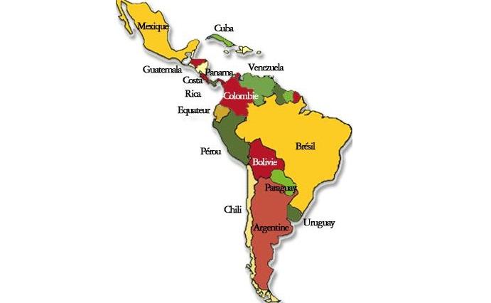 Covid-19 : l'Amérique latine et les Caraïbes dépassent la barre des 80.000 morts