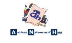 Coronavirus : Fermeture provisoire des Archives Nationales d'Haïti