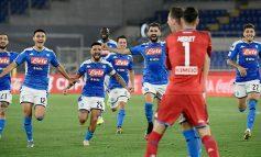 Coupe d'Italie : le Napoli classe la Juventus et remporte son 6ème titre