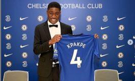 Alex Colin Kpakpé, d'origine haitienne, décroche un contrat avec Chelsea