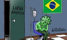 Coronavirus : le Brésil devient le deuxième pays le plus contaminé du monde