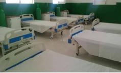 Le Sanatorium des Cayes enfin prêt à recevoir les malades de Covid-19