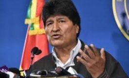 Bolivie : le parquet général demande à nouveau l'arrestation de l'ex-président Evo Morales