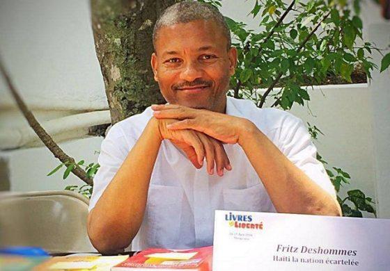 Fritz Deshommes brigue un nouveau mandat de Recteur à l'UEH