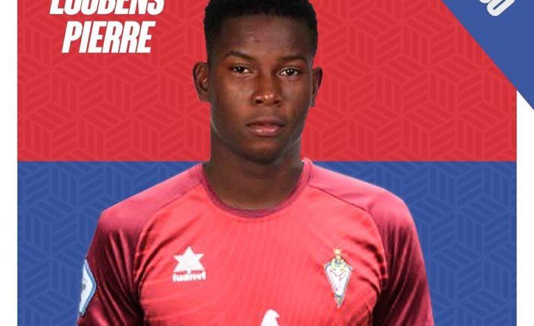 Loubens Pierre Michel, un jeune footballeur haïtien signe avec le Club Polideportivo Villarrobledo en Espagne